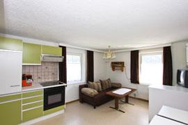 ferienhaus sonnau ausstattung. Black Bedroom Furniture Sets. Home Design Ideas